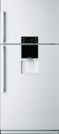 یخچال فریز بالا REFRIGERATOR TOP MOUNTED FREEZER MEDUSA مدل RT-833 تکنو